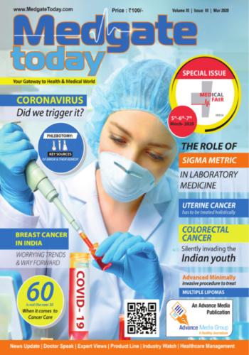 digital magazine Medgate Today Magazine publishing software