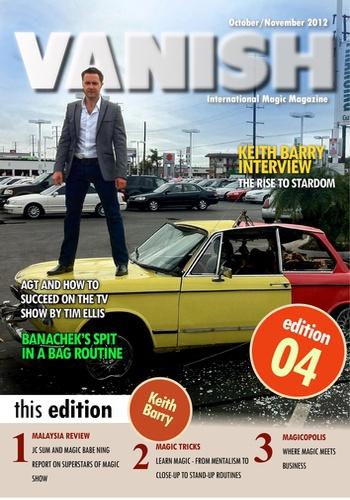 Magazine Cover