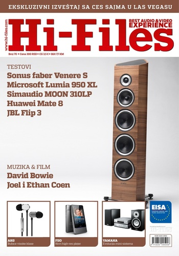 digital magazine Hi-Files Magazine publishing software