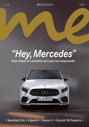 digital magazine Mercedes Me publishing software