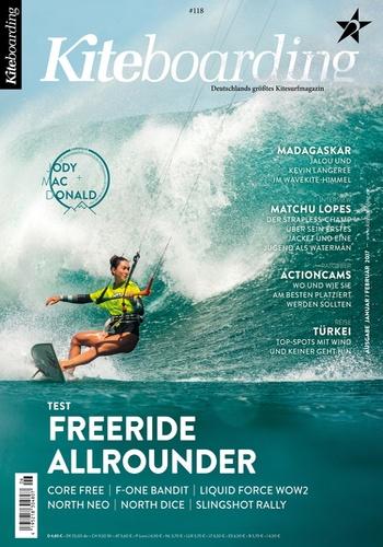 digital magazine Kiteboarding publishing software