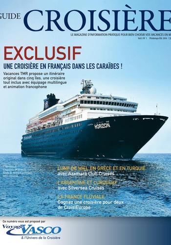 digital magazine Guide Croisière publishing software