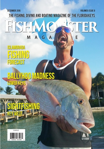 digital magazine FishMonster Magazine publishing software