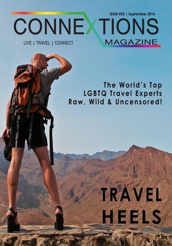 digital magazine Connextions Magazine publishing software