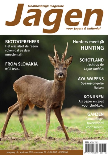 digital magazine Jagen magazine publishing software