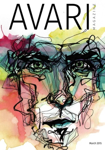 digital magazine Avari Magazine publishing software