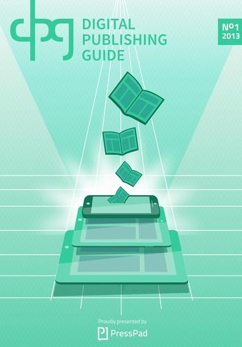 digital magazine Digital Publishing Guide (DPG) by PressPad publishing software