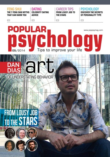 digital magazine Popular Psychology publishing software