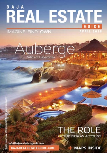 digital magazine Baja Real Estate Guide publishing software