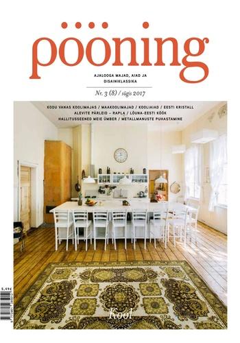 digital magazine Pööning publishing software