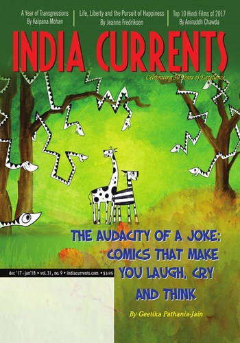 digital magazine India Currents publishing software
