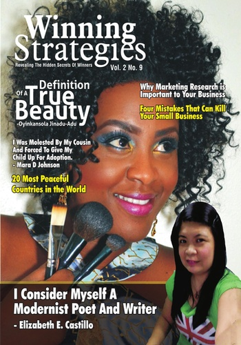 digital magazine Winning Strategies Magazine publishing software