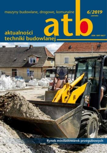 digital magazine ATB Aktualności Techniki Budowlanej publishing software