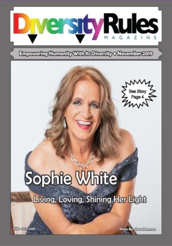 digital magazine Diversity Rules Magazine publishing software