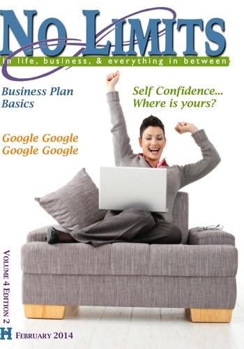 digital magazine No Limits publishing software