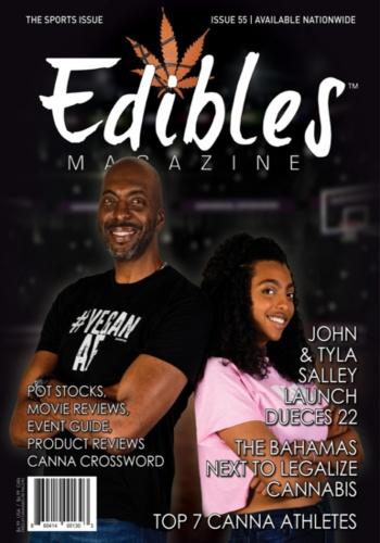 digital magazine Edibles List Magazine publishing software