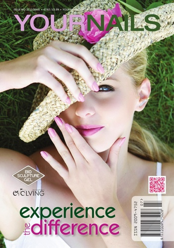 digital magazine Your Nails Magazine publishing software