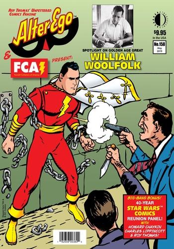 digital magazine Alter Ego Comic Books publishing software
