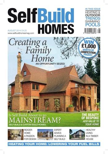 digital magazine Self Build Homes publishing software