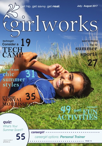 digital magazine girlworks magazine publishing software