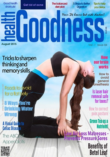 digital magazine Health Goodness publishing software