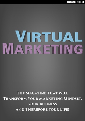 digital magazine Virtual Marketing publishing software