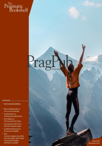 digital magazine PragPub publishing software