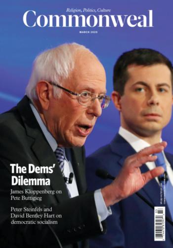 digital magazine Commonweal Magazine publishing software