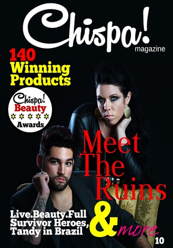 digital magazine Chispa Magazine publishing software