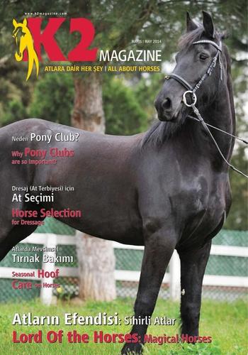 digital magazine K2 Magazine - All About Horses publishing software