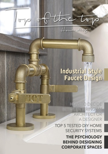 digital magazine Top of the top - Home design publishing software