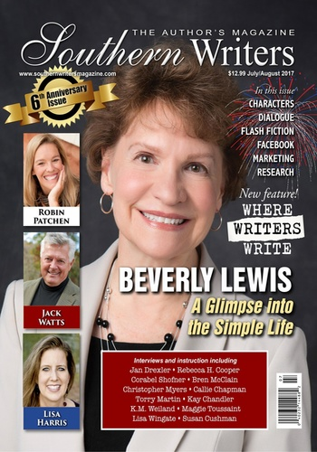 digital magazine Southern Writers publishing software