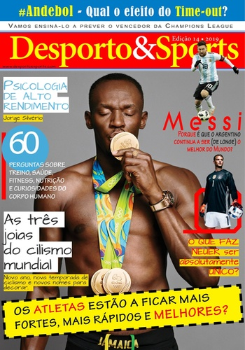 digital magazine Desporto&Esport publishing software