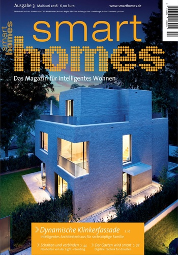 digital magazine Smart Homes publishing software