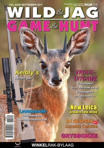digital magazine Game & Hunt publishing software