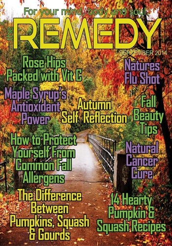 digital magazine The REMEDY Mag publishing software
