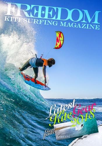 digital magazine Freedom Kitesurfing Magazine publishing software